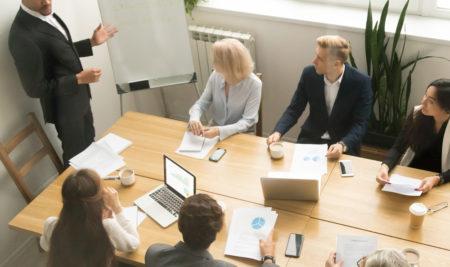 Atelier: Structurer le management en réseaux dans l'Entreprise